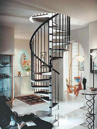阁楼伸缩楼梯的用途广泛,主要适用于别墅,商铺,阁楼,储藏室,地窑,临时