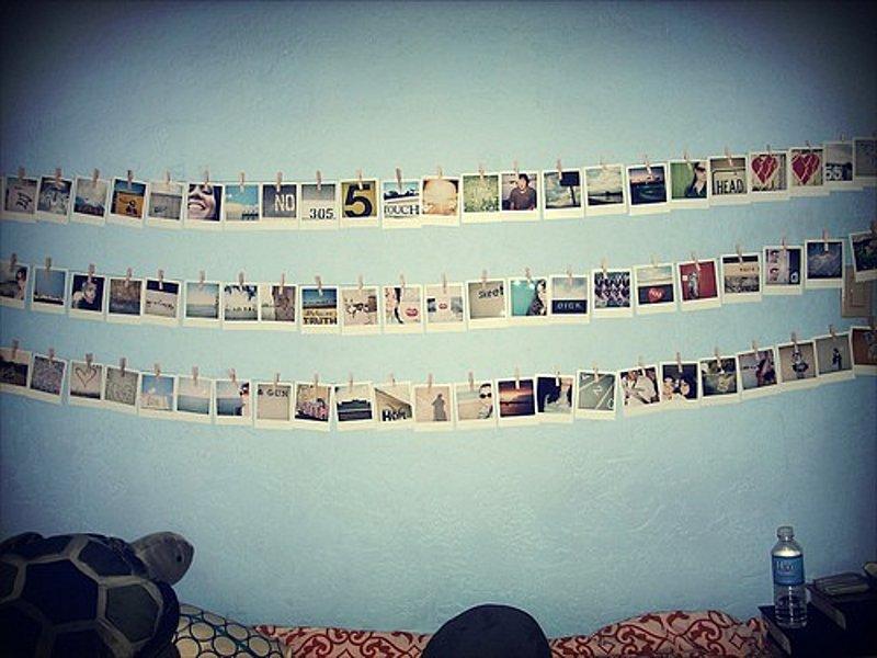 创意 一面/留一面墙做记忆你永远在我心里(组图)