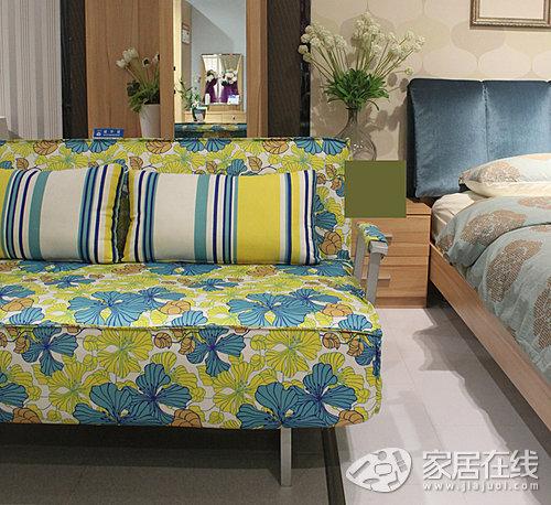 四款布艺小沙发