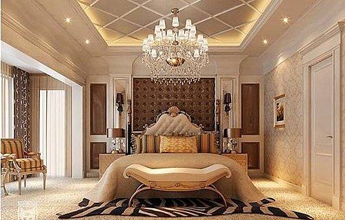 别墅中实用品的陈设原则 窗帘选择细节