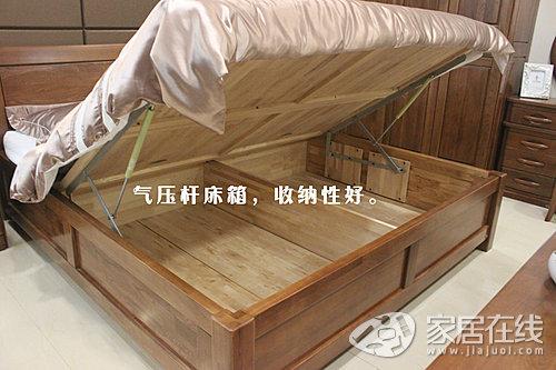郭氏实木卧室家具
