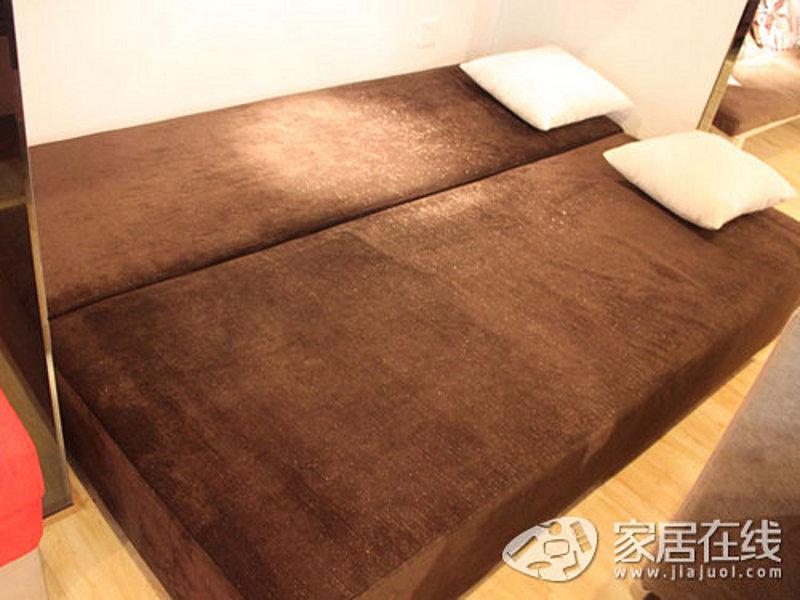 空间 迪欧/小户型客厅变形记 四款千元沙发床推荐