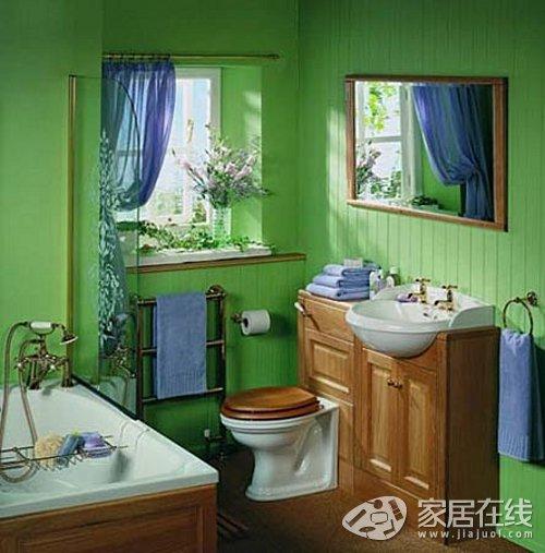 小资女的最爱 8款惊艳卫浴间设计方案