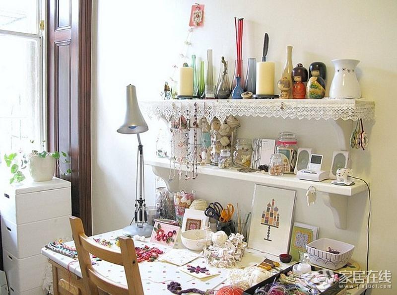 编织 创意/用钩针编织的美丽生活森女的家居生活