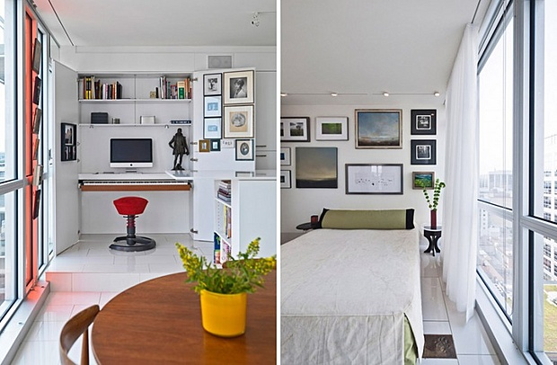 诗意的现代都市生活 动态的高品质公寓