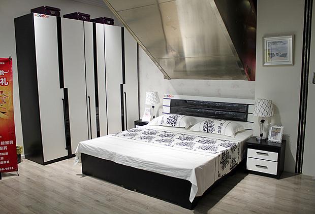 在线 邦威 精工 样板间 新品 卧房/2、精工邦威 二号新品卧房样板间
