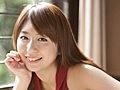 日本甜美系嫩模松下李生中门大开秀美胸