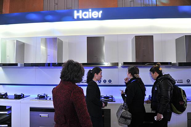 海尔厨电家博会发布全套智慧厨房产品