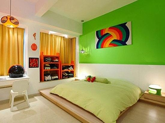 懒人卧室装修设计风格