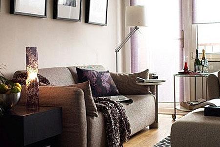 如何选择沙发颜色才能搭配不同风格客厅