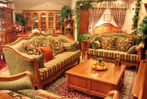 米勒小镇英式田园风格家具 打造悠然空间