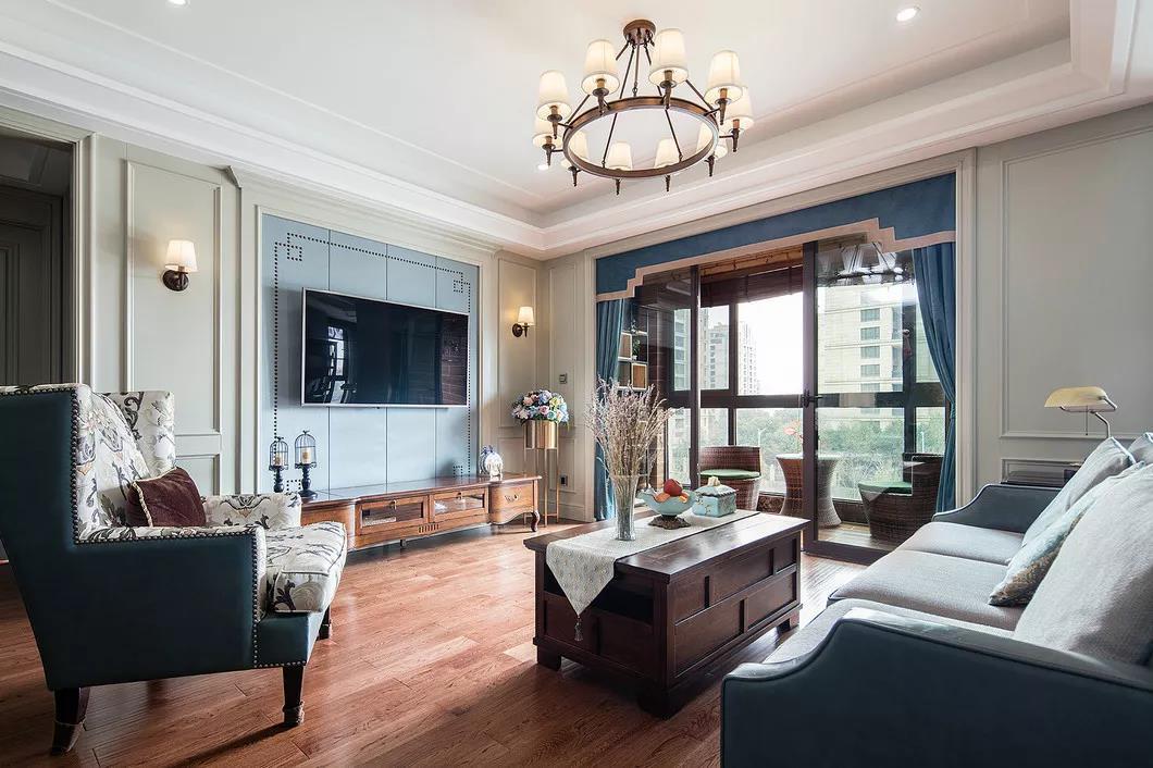 美式装修风格家具搭配技巧 美式风格特点及设计元素