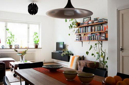优雅时尚的小公寓 樱花树下的美好生活
