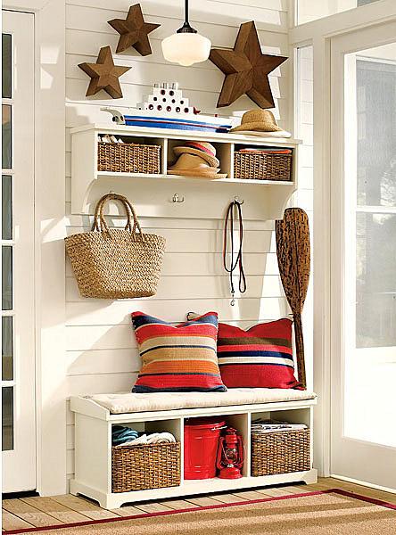 门厅不只有鞋柜 15个玄关门厅设计方案