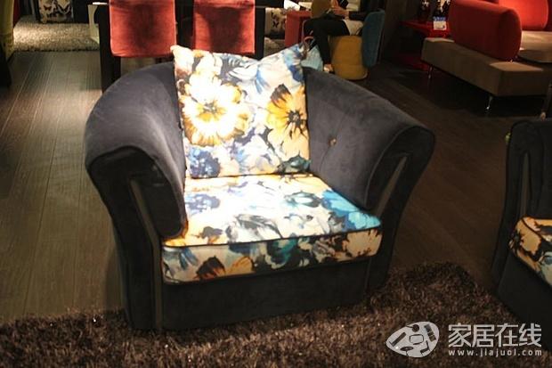 时尚布艺沙发4款