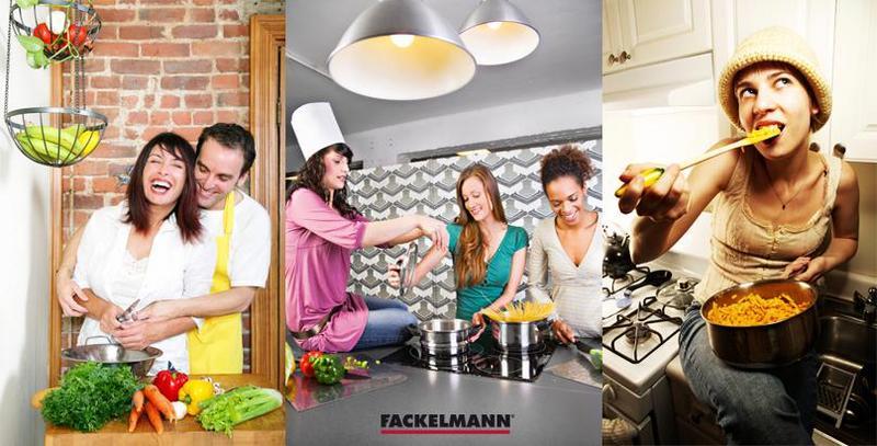 法克曼(Fackelmann)带来德国品质厨具