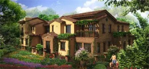 奢美庄园搭配豪华冷凝 法国厦贝打造完美墅居采暖