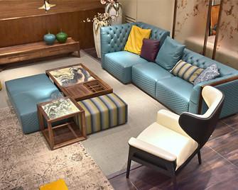 上域沙发:用设计的语言诠释低调的奢华!