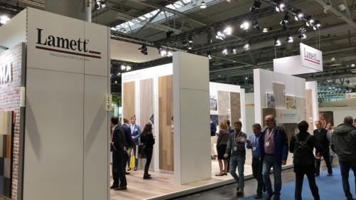 <b>乐迈地板好么德国汉诺威DOMOTEX展为您揭示</b>