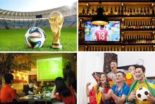 这样看球才健康 中环绿源伴您燃情世界杯