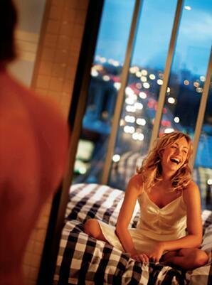 全球顶级酒店必备的奢华床具,海丝腾让人睡得安心