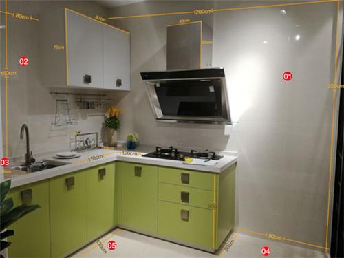 厨房改造需要注意哪些索菲亚告诉你小厨房改造方案