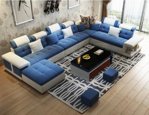 沙发是情感的桥梁 来自星星住宅家具撑起温暖港湾