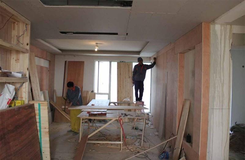 木工工程问题多 需谨慎检查