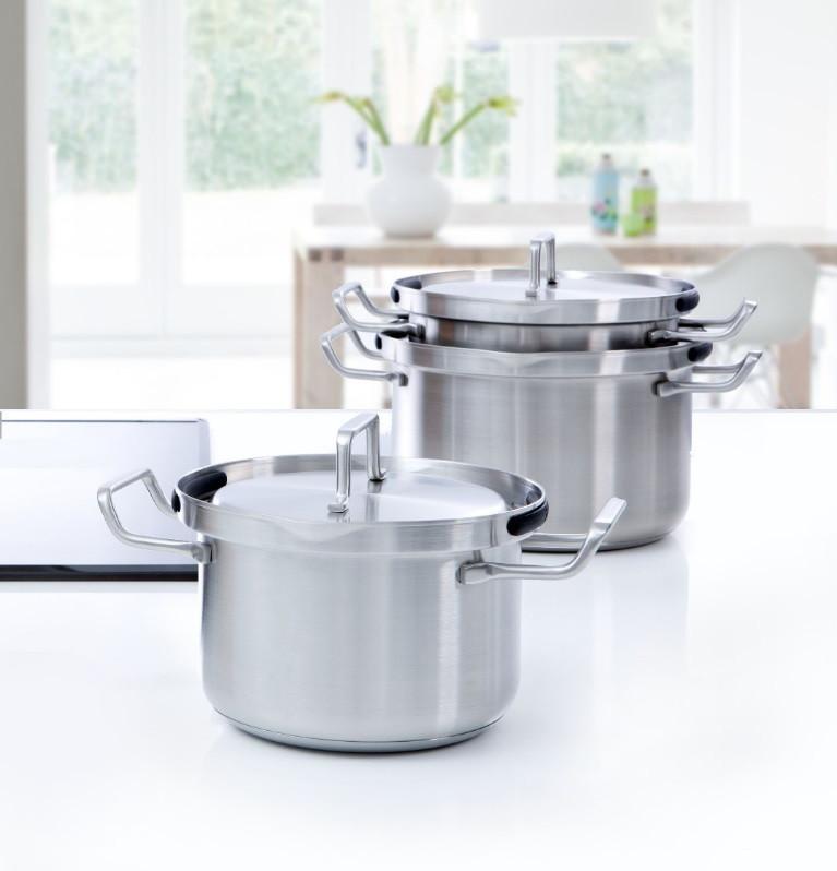 荷兰BK:精致厨具也是厨房的装饰品