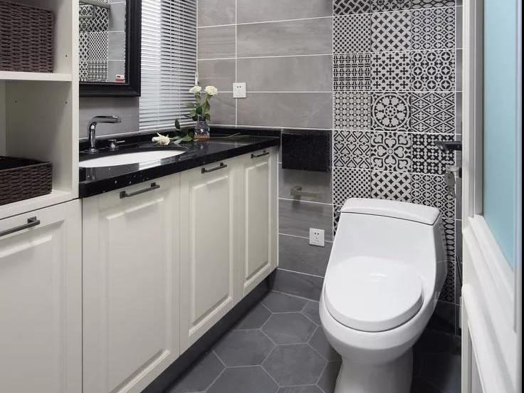 卫生间地砖选什么好?