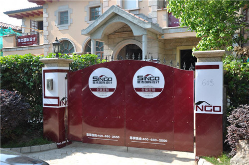 上海别墅装修设计,海派精工星杰国际受欢迎