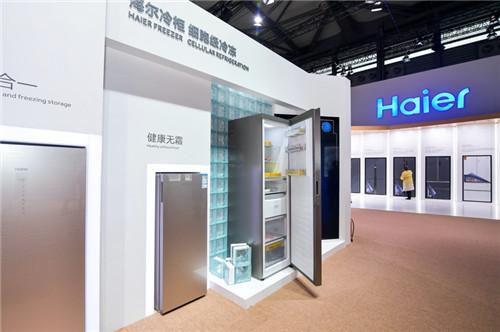国庆盘点:海尔冷柜份额超53% 行业第一-家居窝