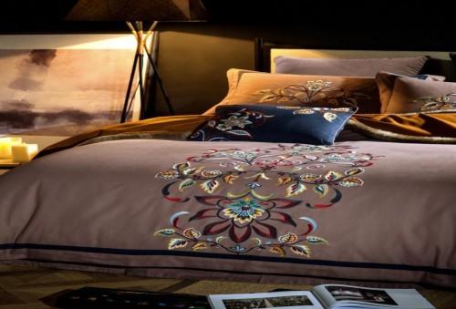 精神一整天:购时尚床上用品赐予精致好睡眠