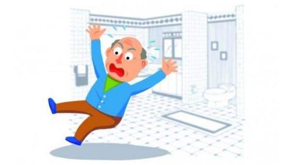 浴室就该这么装,安全又好看!