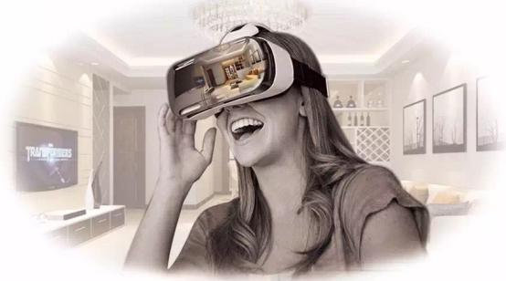 百强家具:用VR眼镜定制未来的家
