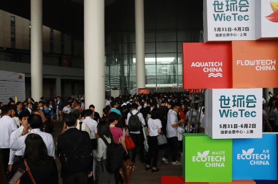 上海国际建筑水展,6月3日开启建筑水暖风盛宴