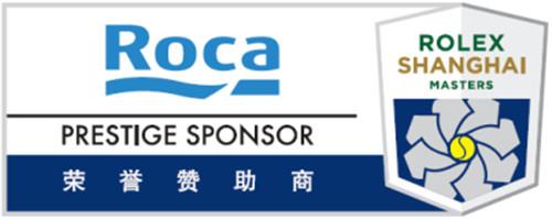 Roca三度成为2019上海劳力士网球大师赛荣誉赞助商