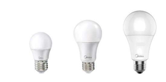 LED球泡哪个牌子好 美的LED灯安全保护视力