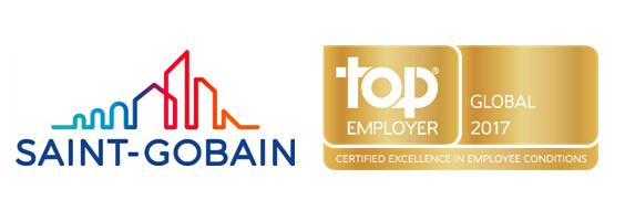 圣戈班连续第二年荣获全球杰出雇主认证