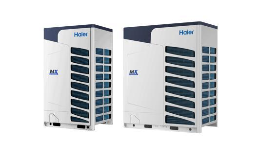 海尔中央空调领跑建筑节能改造市场