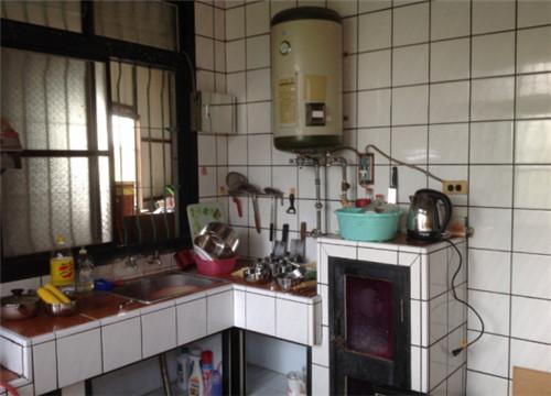 对老旧脏厨房说byebye,厨房翻新就选索菲亚悟空快装
