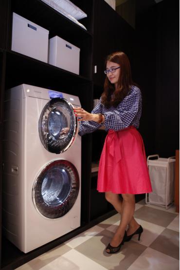 卡萨帝洗衣机铸就经典制造