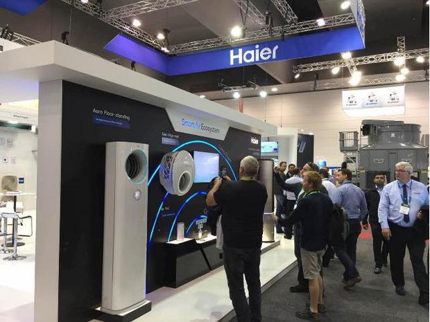 <b>海尔空调在国际市场成为用户主流选择</b>