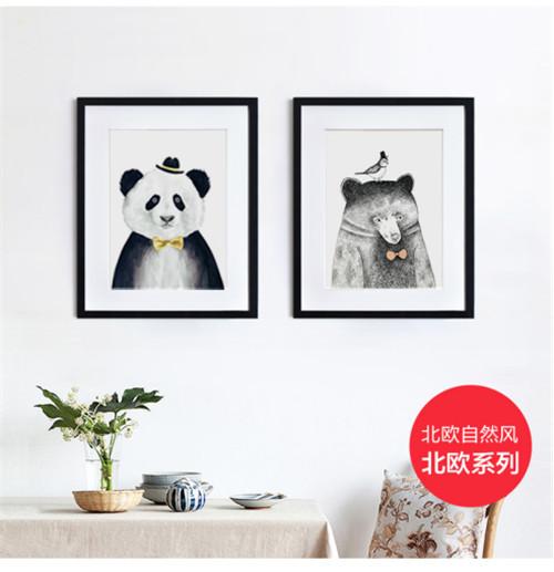 不同风格的序影家居装饰 为房间带来相同的温馨感