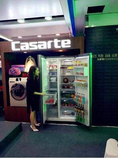 卡萨帝新品冰箱百万用户痛点 两周居市场第一