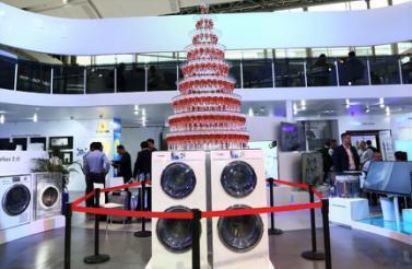 卡萨帝双子云裳入驻泰国高端卖场加速全球化步伐