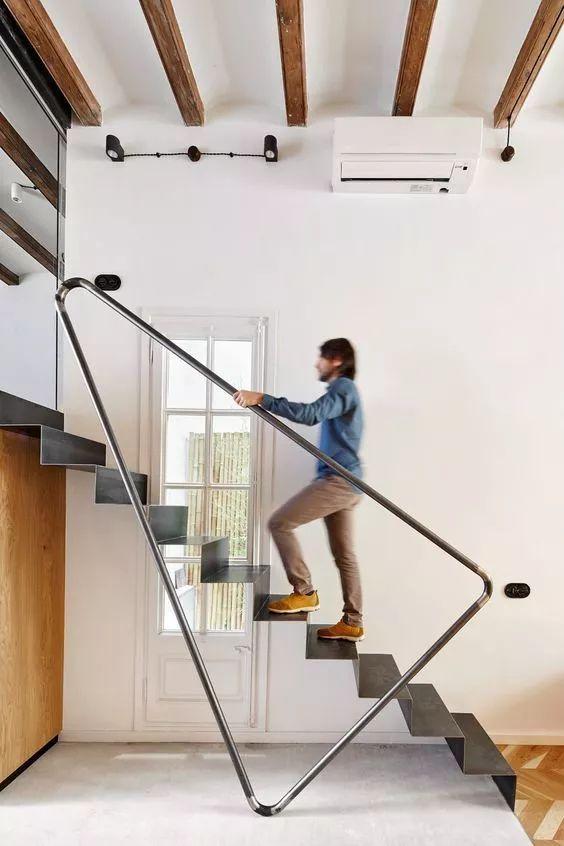 创意楼梯装修
