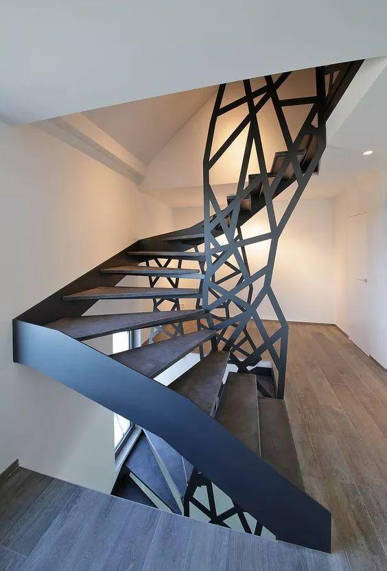 创意楼梯装修设计