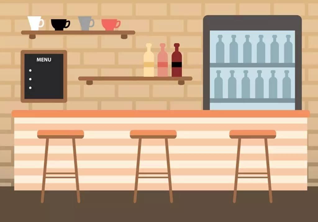 五种占地小实用吧台设计推荐
