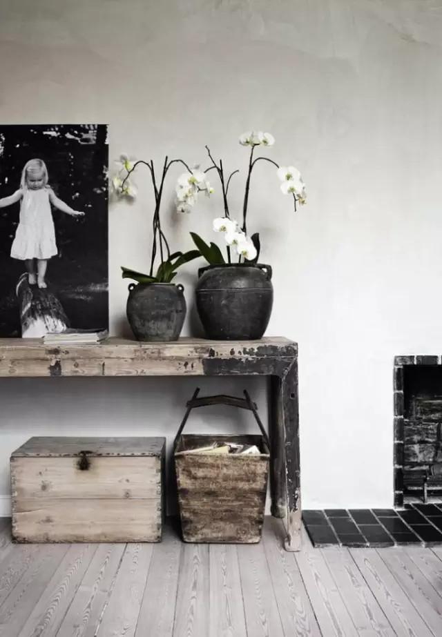 客厅花艺装饰